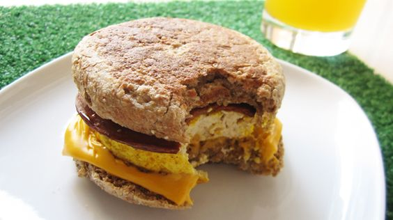 Vegan Breakfast Muffin