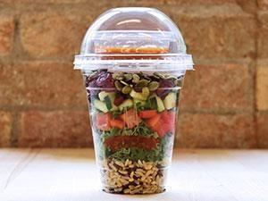 .Superfuel Salad Shaker