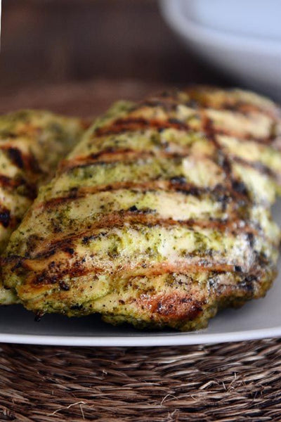 Bulk Pesto Chicken
