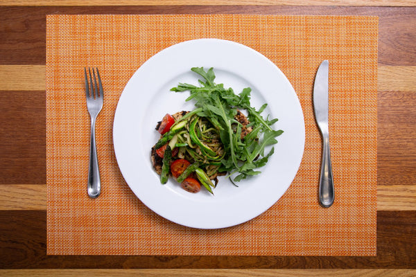 Chicken Paillard with Zoodles