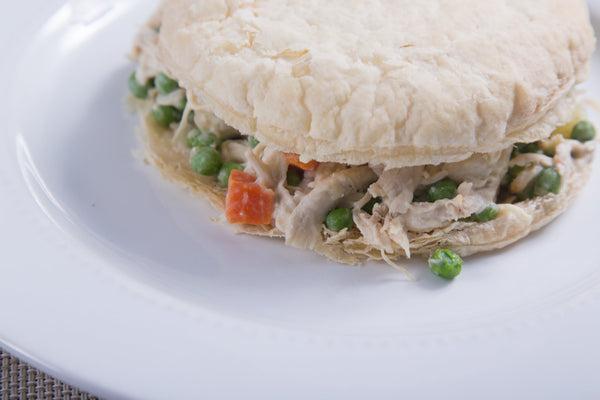 Kid's Chicken Pot Pie