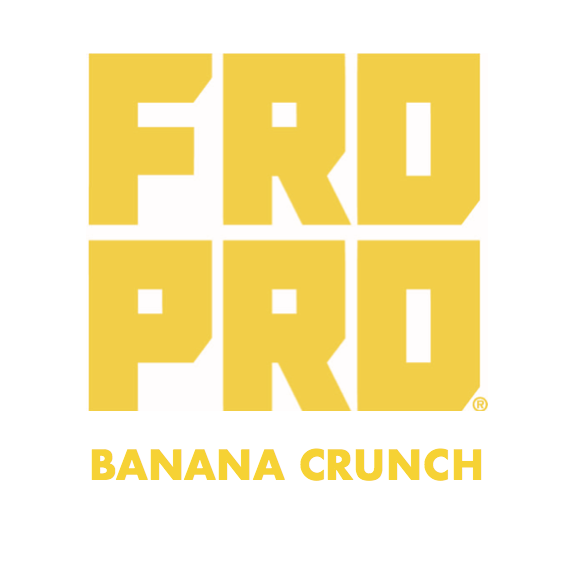 Banana Crunch Snack Bar - 6 Pack