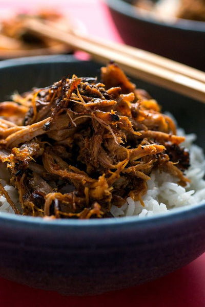 Bulk Korean Pulled Pork