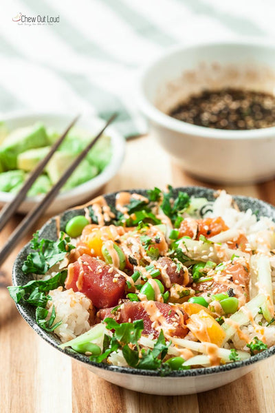"Summer ""Poke"" Bowl"