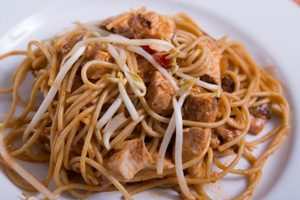 Kids Chicken Chow Mein