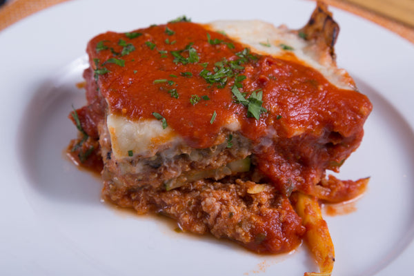 Pastaless Chicken Lasagna