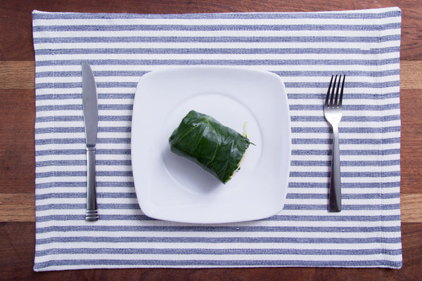 Chicken Collard Wrap
