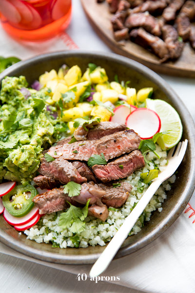 Steak Taco Bowl