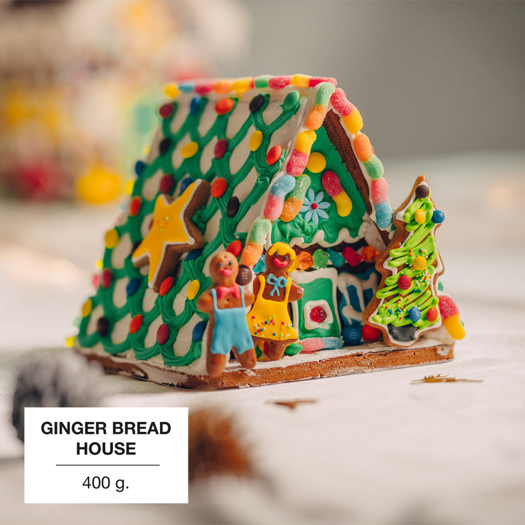 Ginger Bread House 400 G.
