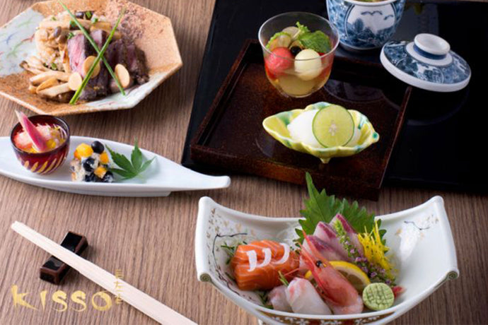 Kaiseki 6-Course Dinner 15% off
