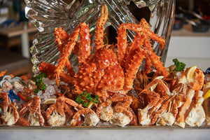 Seafood & Grill Dinner Buffet (Fri - Sun) 40% off