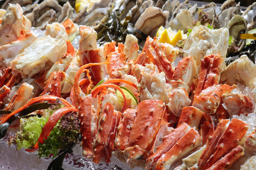 Seafood & Grill Dinner Buffet (Fri & Sat) 40% off