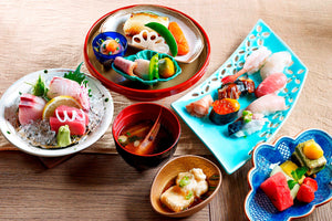 Lunch Sushi 5-Course Menu 15% off