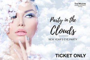 """Party in the Clouds"" New Year Party - Entrance Ticket + 1 Free Drink"