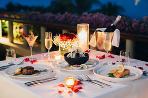 Valentine's Day Dinner Buffet 30% off