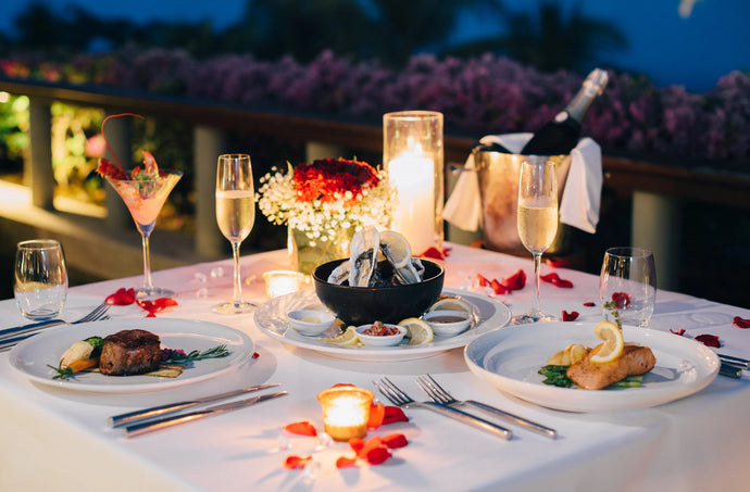Valentine's Day Dinner Buffet (for couple) - 14th February 2020
