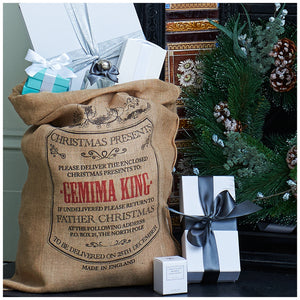 Burlington Christmas Sack - Harrow and Green USA