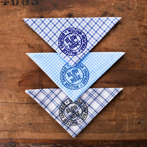 Mens Personalised Handkerchiefs - Harrow and Green