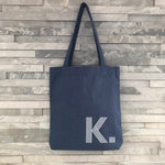 Personalised Initial Tote Bag - Harrow and Green