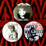 1.25 inch gg allin set of 3 pins