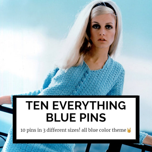 10 everything blue mystery pins