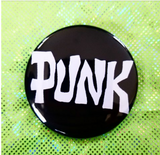 2.25 inch Punk button badge pin