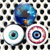 1.25 inch Eyeball set of 3 pins