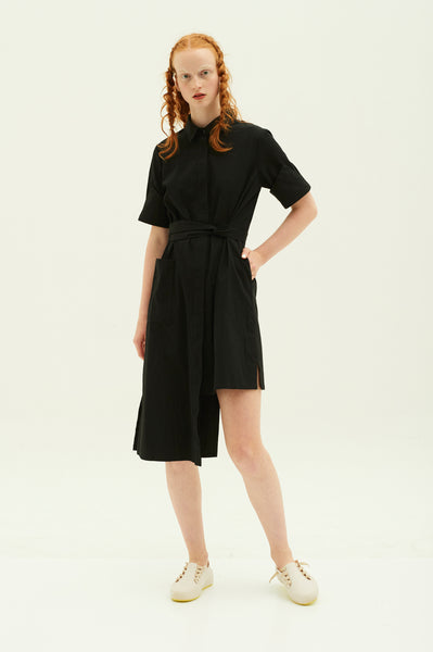 Gina Shirt Dress