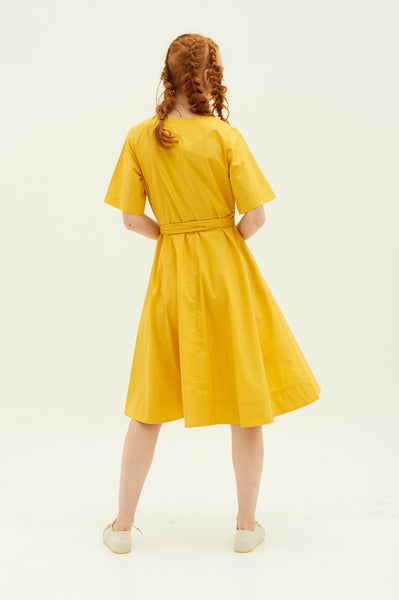Sloane Overlap Dress