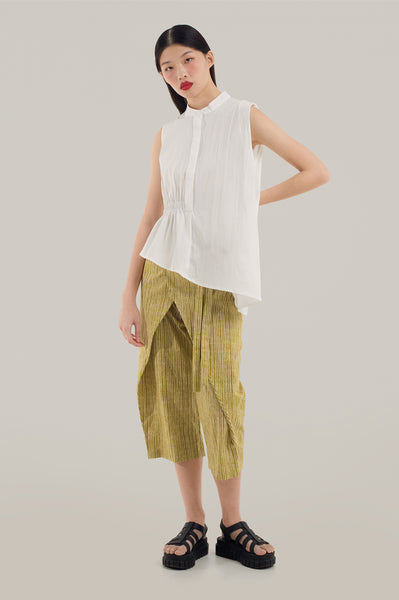 Brooklyn Asymmetrical Shirt