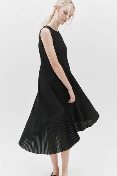 Caitlin Pleat Dress