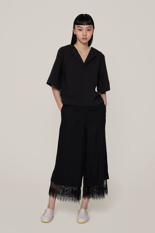 Casey Lace Culottes