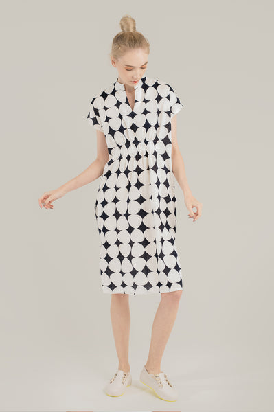Order On-Demand | Genesis Polka Shirt Dress | Ship by 31st Aug