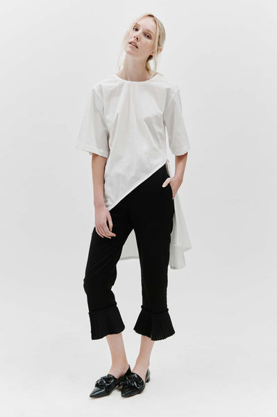 Celine Pleat Pants