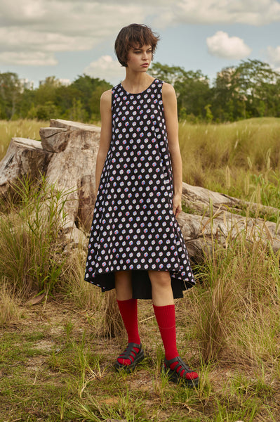 Polka Flair Dress