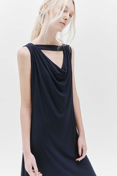 Stacey Cowl Neck Dress