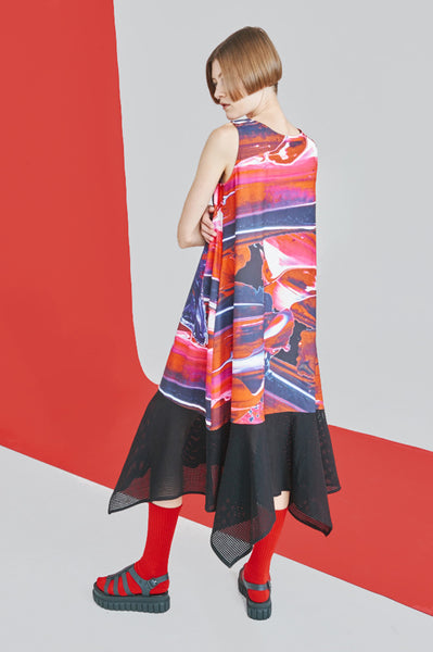 Darth Vader Flair Dress