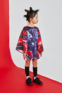 Darth Vader Kimono Dress