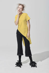Zoey Asymmetrical Top