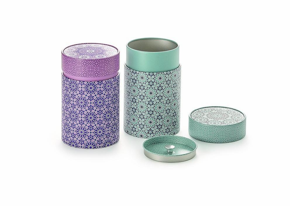 Tea Storage Tin 150g