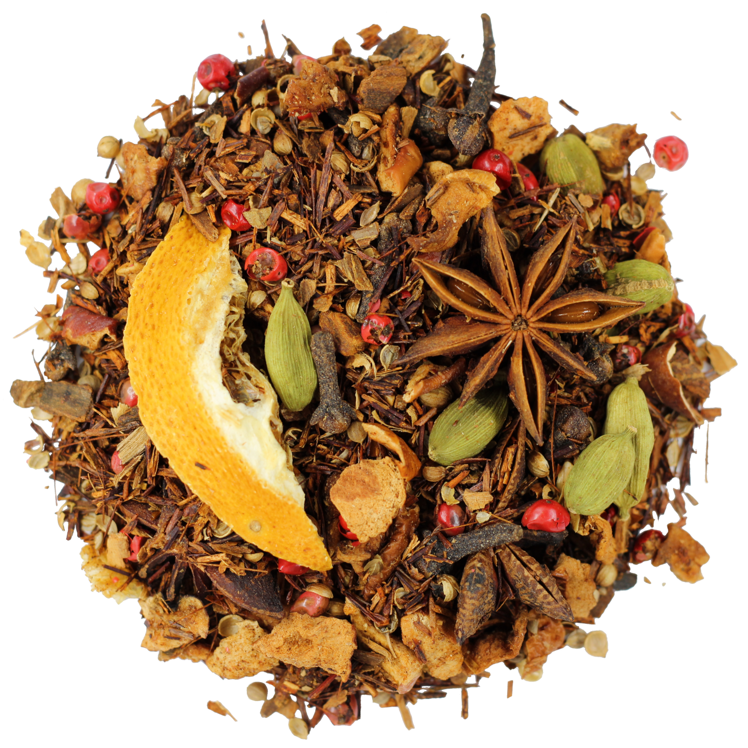 Orange Spice Rooibos