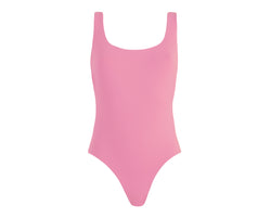 Cut-out One Piece - Hamptons - Dusty Rose