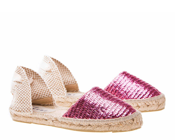 Flat Sandals - Los Angeles - Fucsia