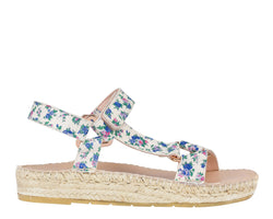 LoveShackFancy Loves Manebí - Hiking Sandals - Bluejay Song