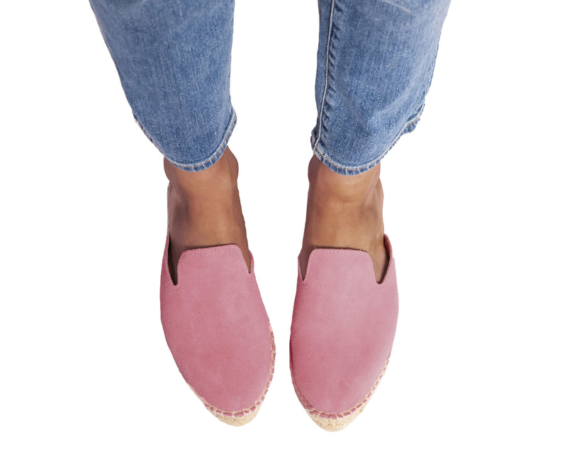 Mules - Hamptons - Blush