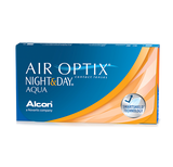 AIR OPTIX NIGHT&DAY AQUA 6-pack