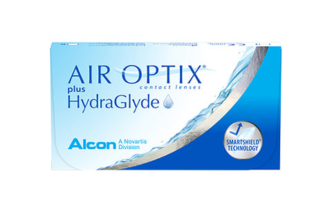 AIR OPTIX PLUS HYDRAGLIDE 6-pack