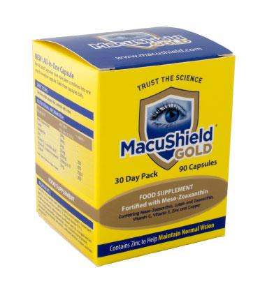 MacuShield Gold