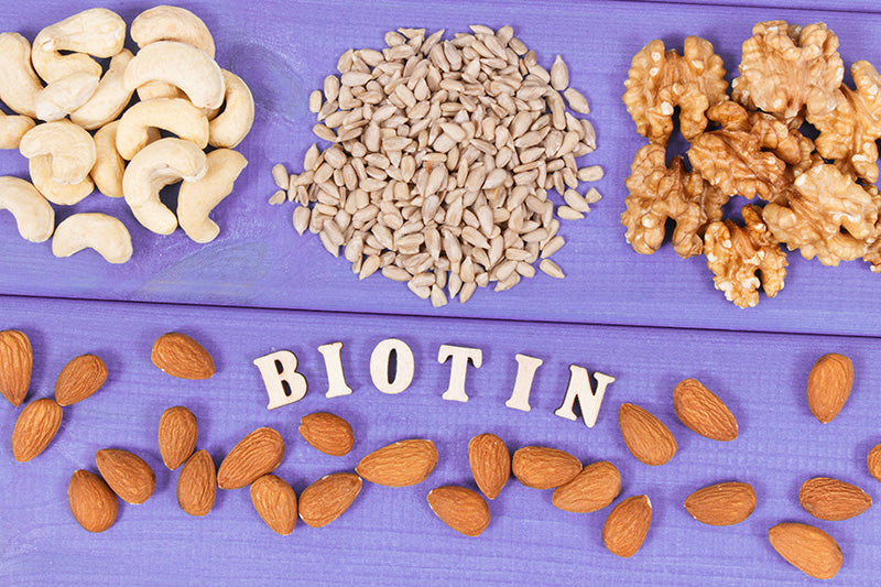 The Best Health Benefits of Biotin