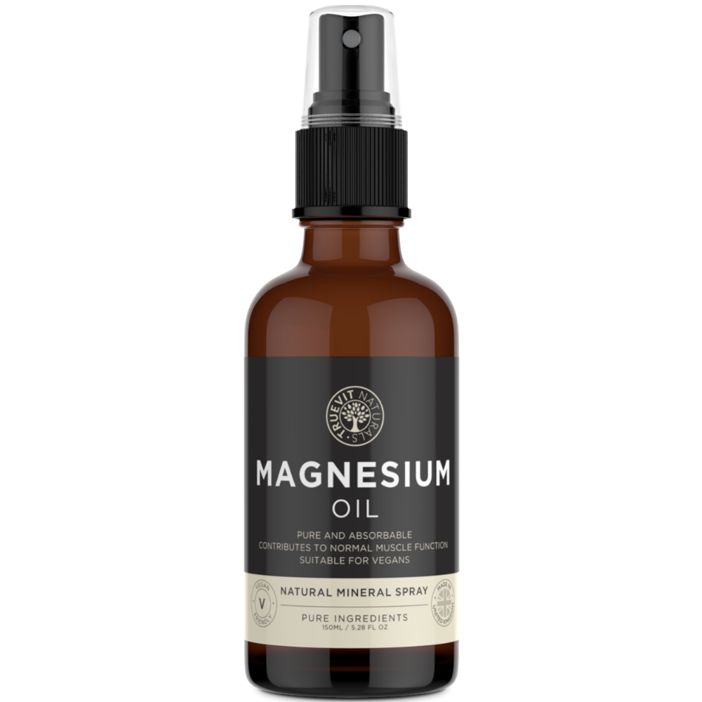 Magnesium Oil - 150ml Spray Bottle